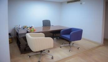 Administrative office Furnished  At Makram Ebeid Nasr City For Rent