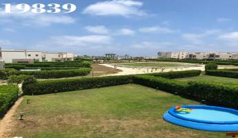 Duplex With Garden For Sale Sea View At Amwaj North Coast